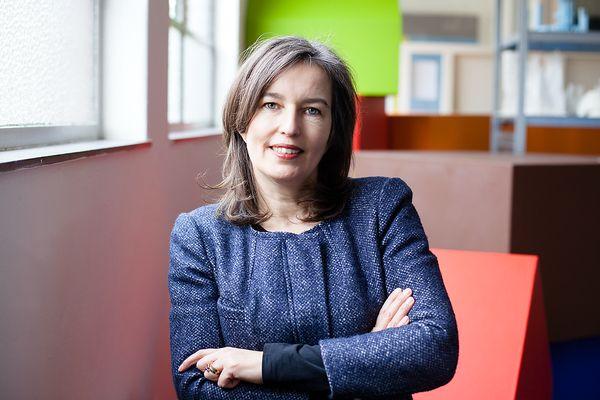 Nathalie de Vries, co-founder and director, MVRDV.
