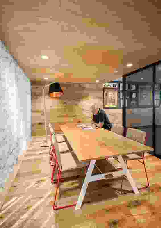 Elders Head Office by JPE Design Studio.
