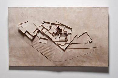Dayne Trower, Slow Decline 20, 2011,birch, 100x 60x 10cm(main work).