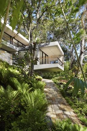 Griffin House by David Selden Design.