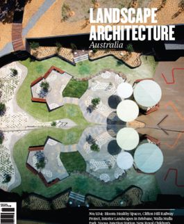 Landscape Architecture Australia, May 2012