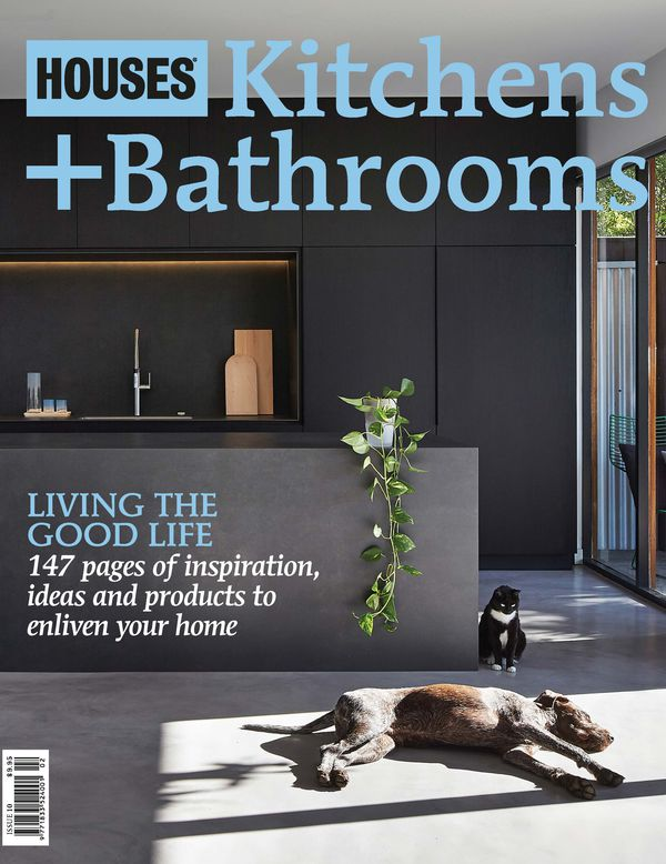 Houses: Kitchens + Bathrooms, June 2015
