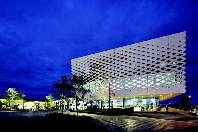 Eastland Town Square and Realm Library by Acme.