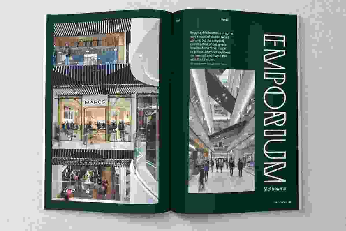 Emporium Melbourne.