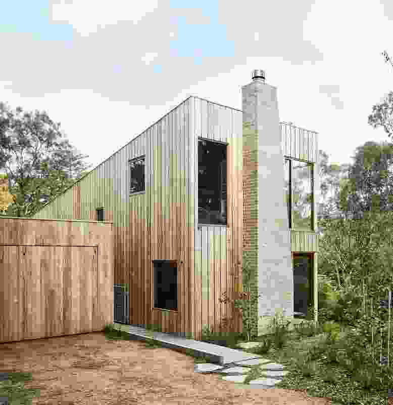 Long House (Vic) by Clare Cousins Architects, Sustainability.