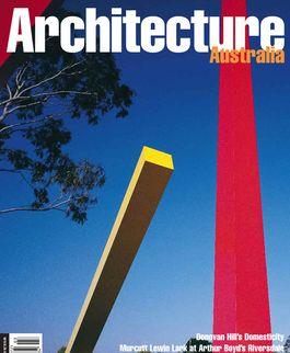 Architecture Australia, May 1999