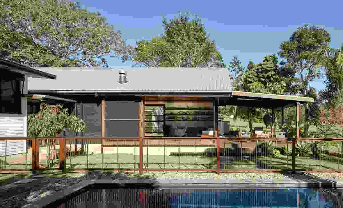 Bangalow Farmhouse, Bangalow by DFJ Architects.