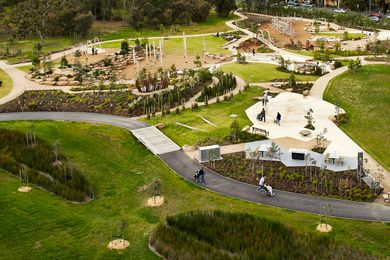 Return to Royal Park by City of Melbourne – City Design Studio.