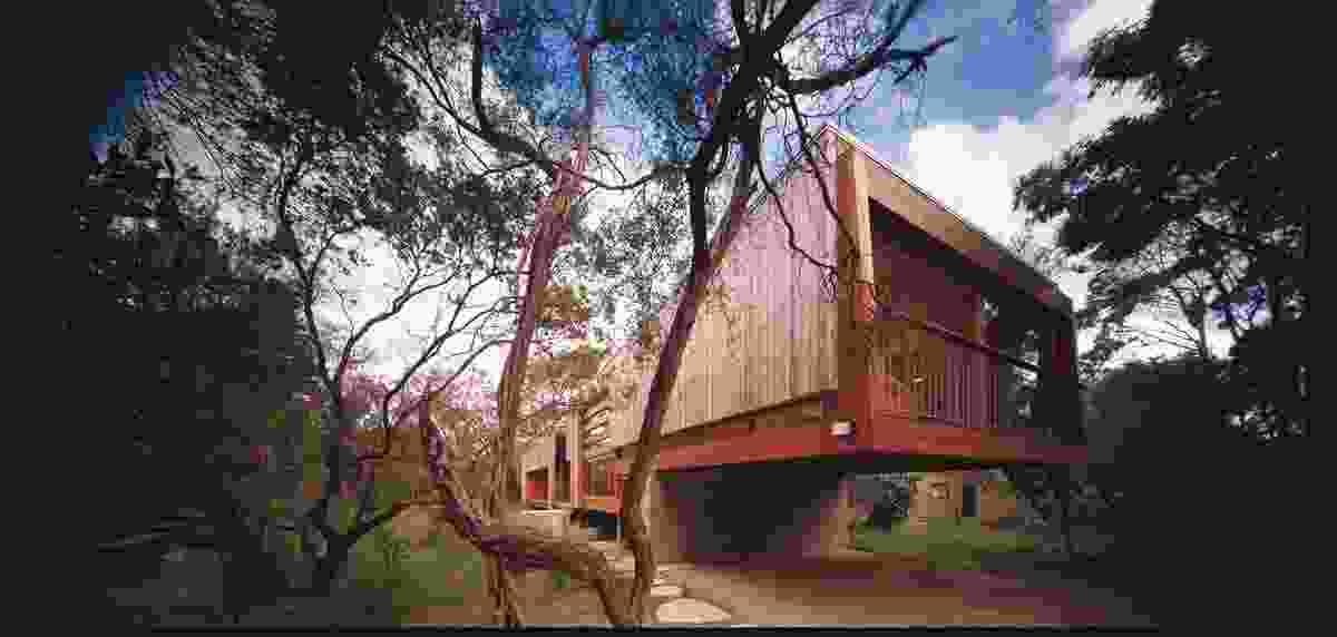 Balnarring Beach House, Mornington Peninsula, Victoria (1997).