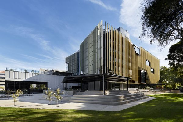 Adelaide Botanic High School by Cox Architecture and Designinc collected the most accolades at the 2019 awards.