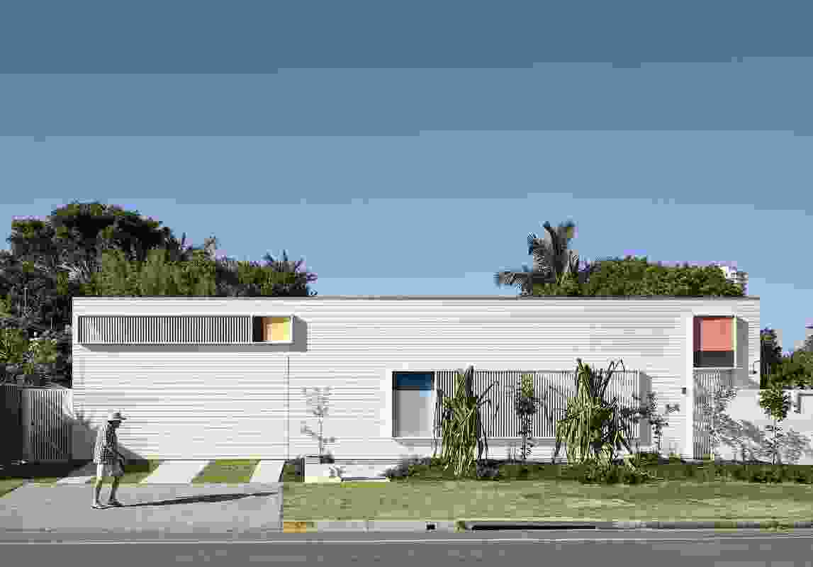 Burleigh Street House by ME.