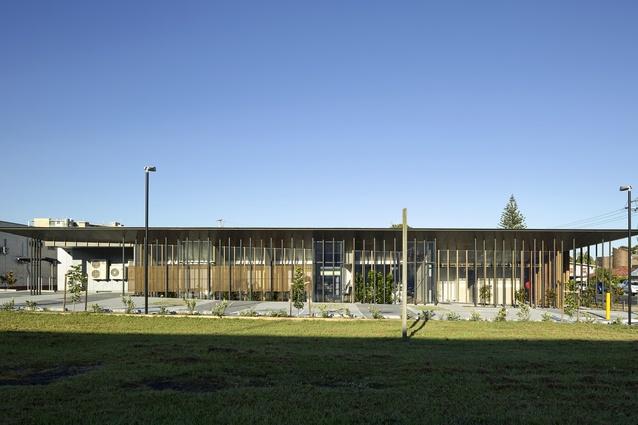 Ormuz Specialist Eye Clinic by Loucas Zahos Architects.
