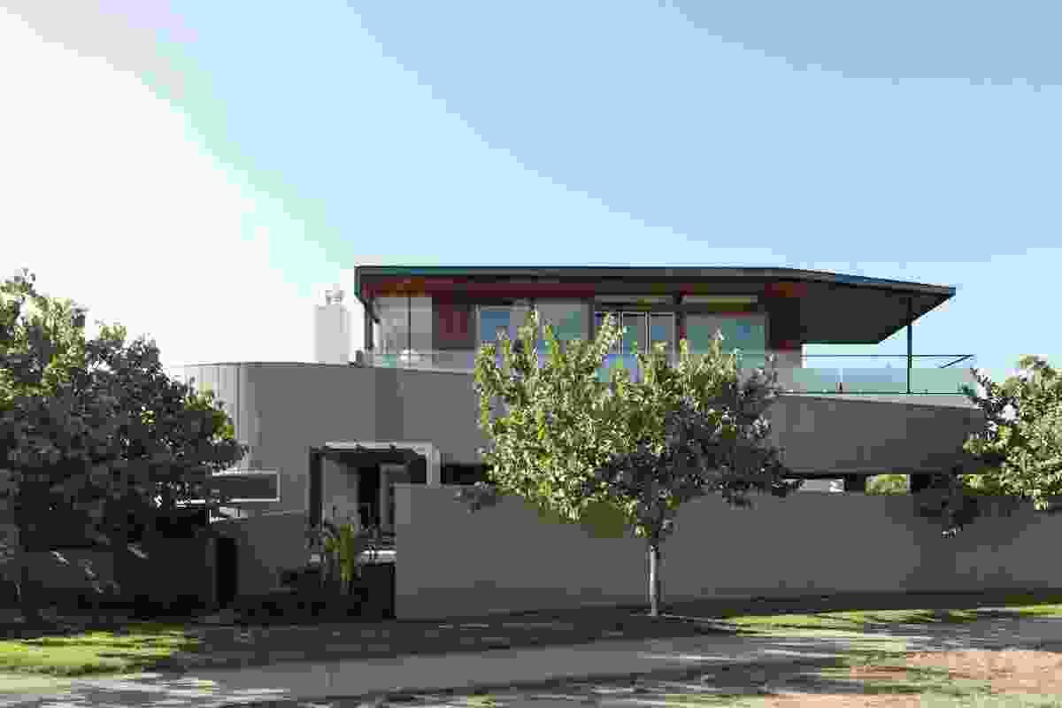 Park House by Shaun Lockyer Architects.
