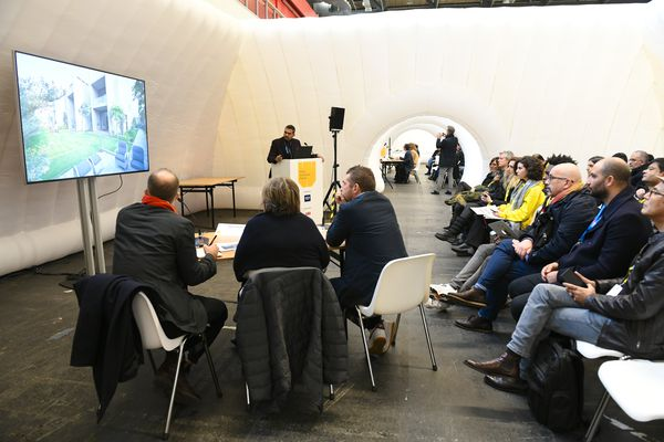 Live presentations to juries at the World Architecture Festival 2019 in Amsterdam.