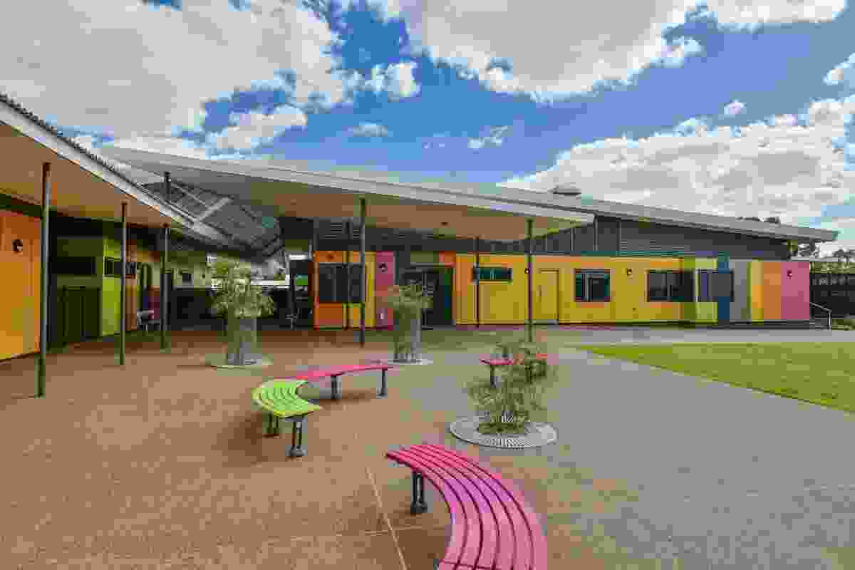 Acacia Hill School by Susan Dugdale and Associates.