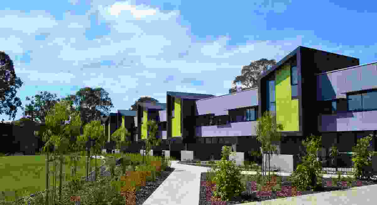 Catherine Booth College by SJB Architects.