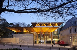2012 National Architecture Awards shortlist – International Architecture
