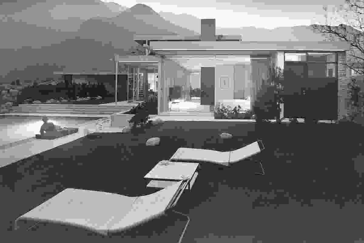 Richard Neutra (1892–1970), Kaufman House Palm Springs, 1946.