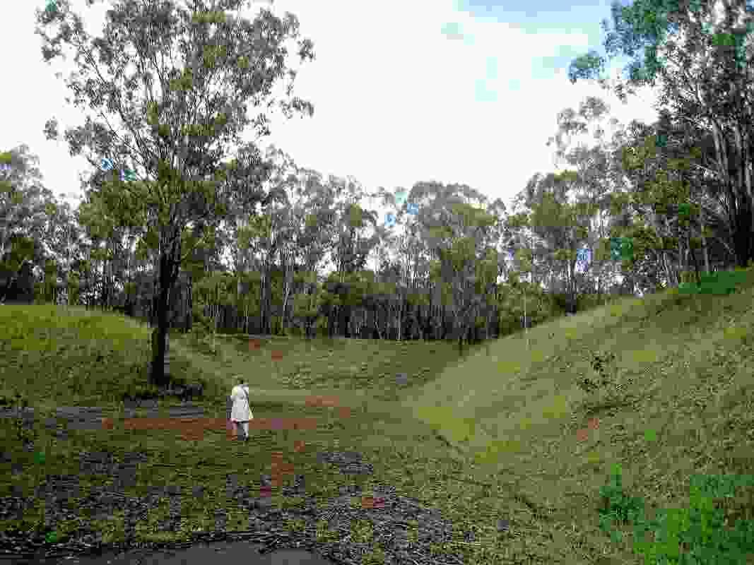 Wianamatta Regional Park Masterplan by Environmental Parnership NSW.