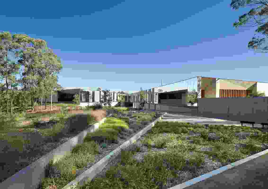 Australian PlantBank (NSW) by BVN Donovan Hill.