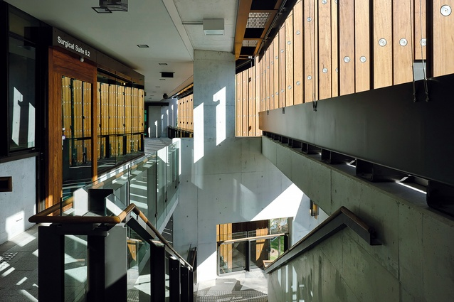 UQ Oral Health Centre By Cox Architecture