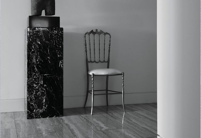 Cover detail from Intimate: A Private World of Interiors by David Hicks