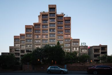 Sirius building designed by Tao Gofers, is an example of the brutalist style of architecture the 2017 Sydney Festival of Architecture has a focus on.