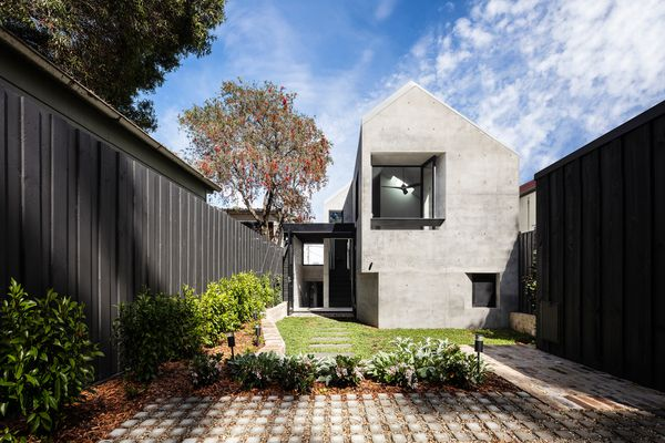 Balmain Rock by Benn and Penna Architecture.