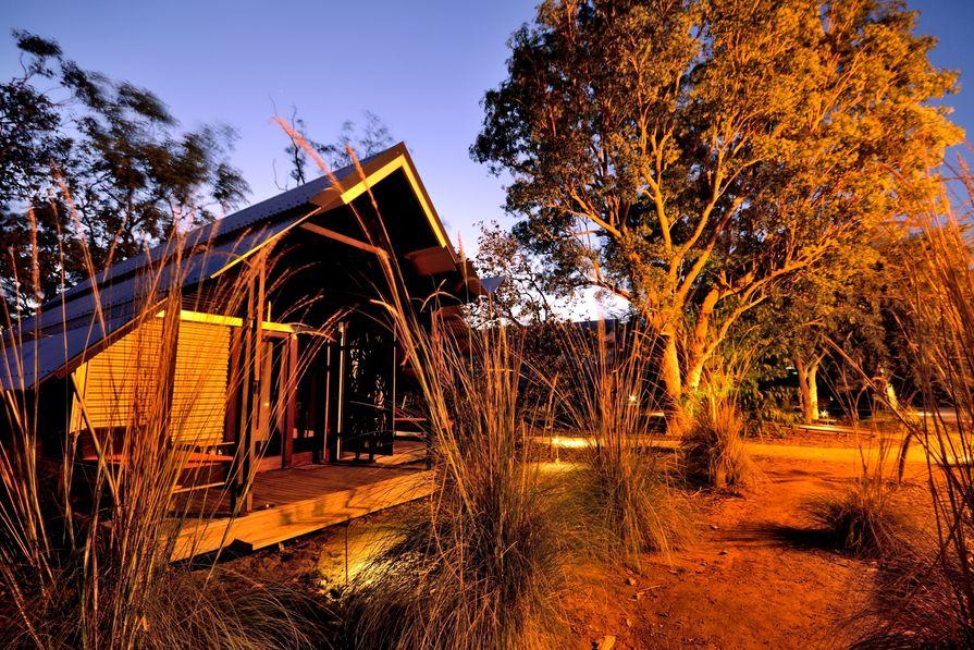 Anbinik Kakadu Resort by Troppo Architects.