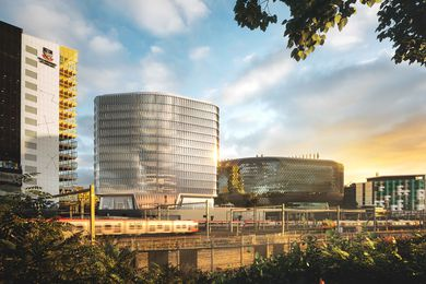 SAHMRI II, designed by Woods Bagot, is set for construction.