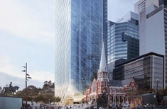 Mixed-use tower to replace central Brisbane's Suncorp Plaza tower