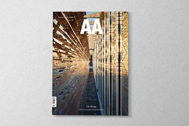 Architecture Australia March/April 2018.